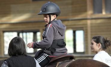 « Un cheval pour surmonter son handicap »
