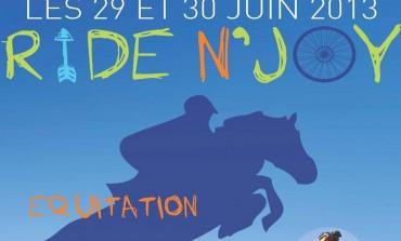 Ride N'Joy : sportif et solidaire