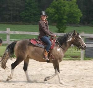 JAK Equita a vocation à proposer une équitation de loisir et de plaisir ouverte réellement à tous. Cette démarche inclut notamment l'équithérapie.