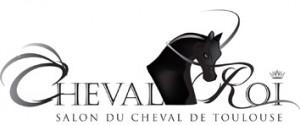 LOGO-NOIR Cheval Roi
