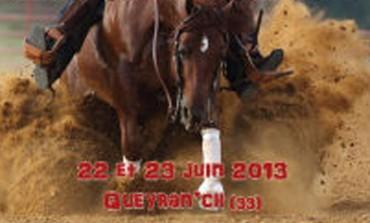 Western Horse Show – Bernos Beaulac (33) – 22 et 23 juin 2013