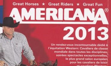 Reiners Français sélectionnés pour le championnat d'Europe 2013 à Americana