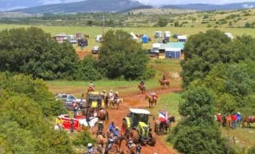 Lanuejols (30) – 17 au 20 juillet 2014 – Authentic Cowboys Days - Chapitre 1