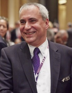 Ingmar De Vos, nouveau président de la Fédération Equestre Internationale © FEI