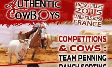 Authentic Cowboys 2015...