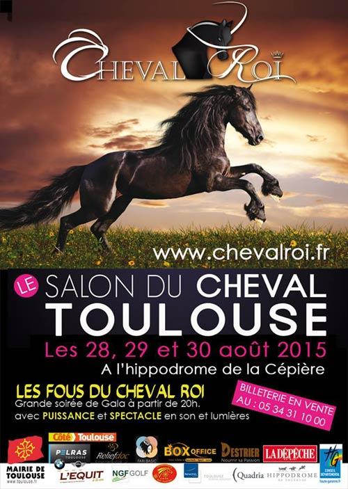 Le cheval en son royaume toulousain newestern - Salon cheval toulouse ...