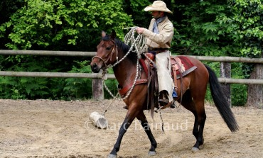 Printemps dynamique au Arnaud Ranch du Petit Auverné (44)