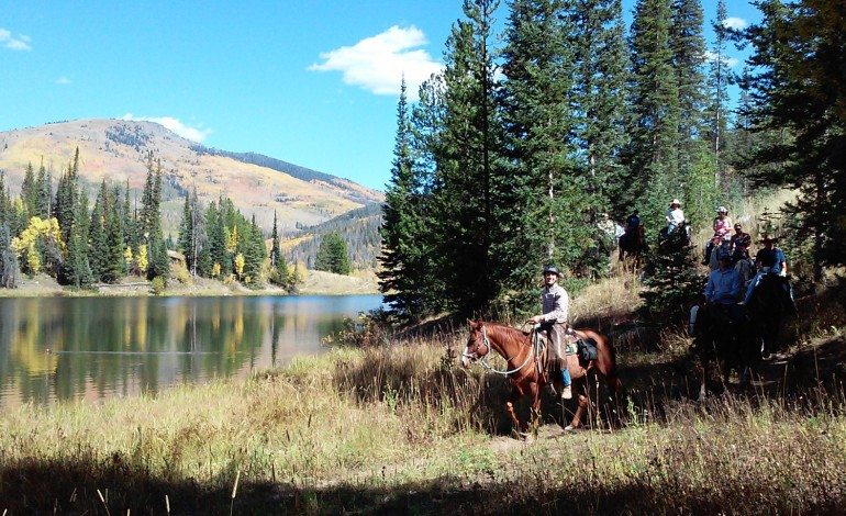 Au Colorado, du nouveau côté vacances en ranch