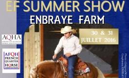 Concours d'équitation western en Lorraine fin juillet 2016