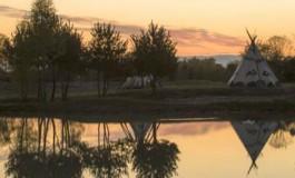 Randonnée avec bivouac indien… au cœur de la France