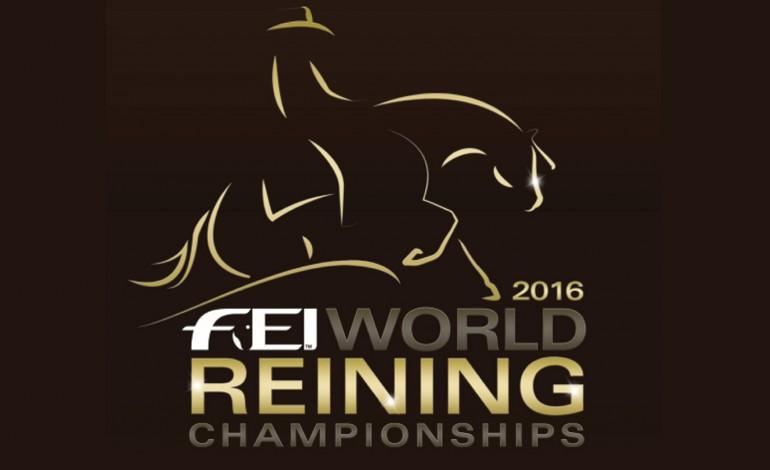 Championnat d'Europe de reining FEI – Bravo les jeunes Français