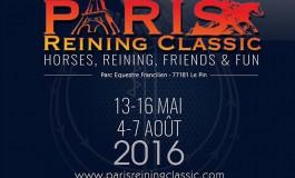 Reining aux portes de Paris ces 6 et 7 août 2016