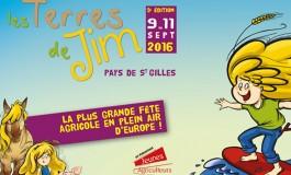 En 2016, Jim laboure en Vendée