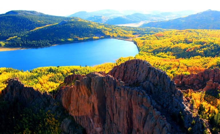 Le Colorado se déguste aussi à l'automne en habit doré
