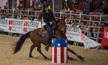 Retour gagnant pour Equid'Espaces à La Roche-sur-Foron (74)