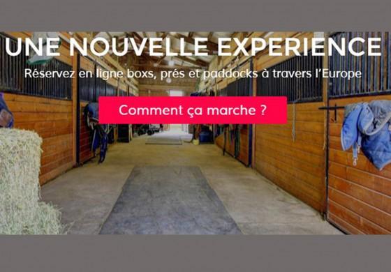 Réservez en ligne le box de votre cheval !