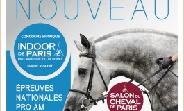 Salon du Cheval de Paris 2016, barrel racing au programme sportif