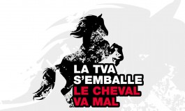 Mobilisation générale de la filière équine pour restaurer le taux réduit de TVA, une pétition est lancée, vous êtes tous invités à la signer.