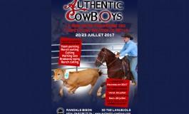 Les Authentic Cowboys 2017, on s'y prépare déjà
