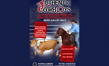 Les Authentic Cowboys 2017, on s'y prépare déjà