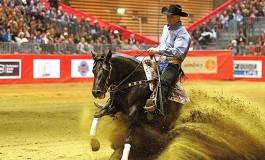 Equita « gagne » le Derby européen de reining