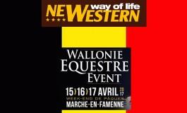 Amis Belges retrouvez Newestern sur Wallonie Equestre Event 2017