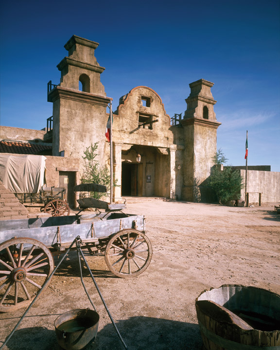 Old Tucson Studios ©Visit Arizona