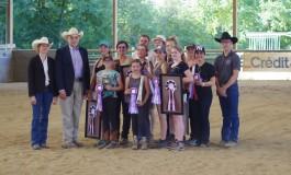Quarter Horse Trophy des 10 et 11 juin 2017 : les podiums et les photos
