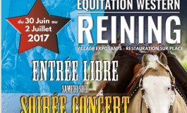 Oyez, oyez braves cavaliers western ! Tous à Lingé (36) au Thousand Lakes, dès le 30 juin...