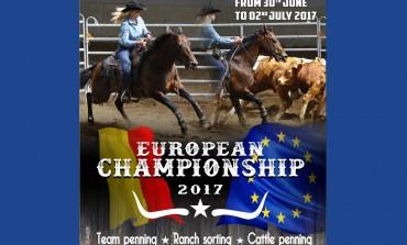 Ne manquez pas les Championnats d'Europe de tri de bétail en Belgique