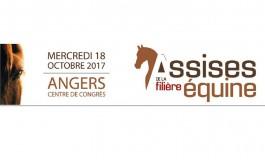Le mercredi 18 octobre 2017 à Angers (49), la filière cheval se pose et regarde l'avenir…
