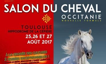 L'équitation western à l'honneur au Salon du Cheval de Toulouse du 25 au 27 août 2017