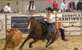 A l'European Championship 2017 de tri de bétail à Nivelles, carton plein pour les Belges, prophètes en leur pays. Les photos…