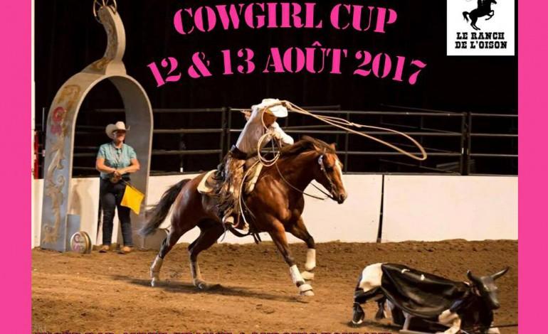 Le Ranch de l'Oison crée un nouveau challenge… 100% féminin : la Cowgirl Cup