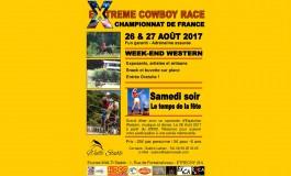 Vous avez rendez-vous avec l'Extreme Cowboy Race à Etrechy (91) les 26 et 27 août 2017