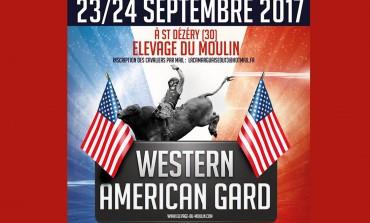 Extreme Cowboy Race et rodéo à l'Elevage du Moulin (Gard) les 23 et 24 septembre 2017…