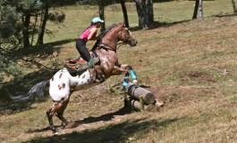 Extreme Cowboy Race à Saint Julien aux Bois (19), Emma Vignal, The Extreme Winner Cowgirl