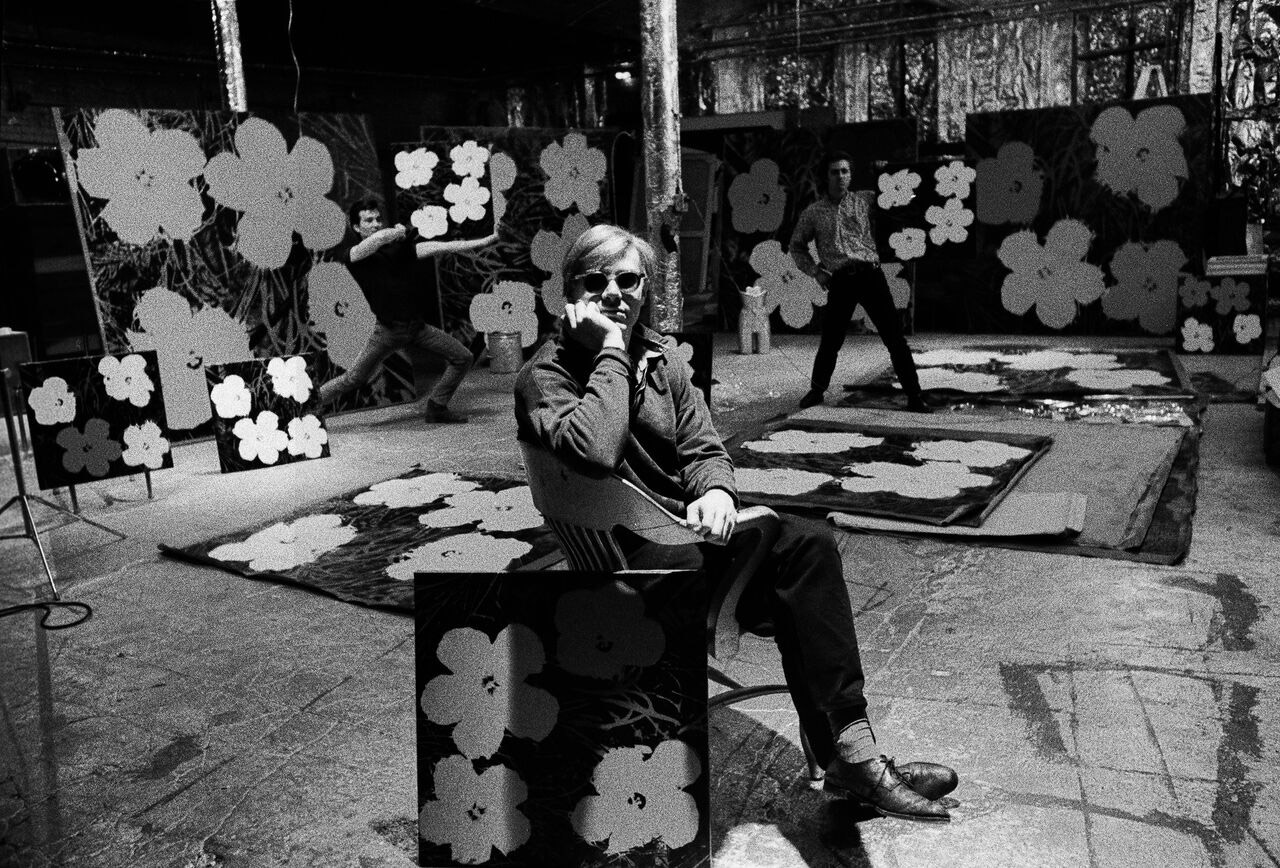 Andy Warhol ©DR