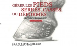 Focus sur le pied du cheval les 29 et 30 septembre 2017 au Haras national du Pin (61)