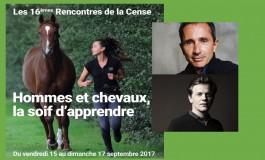 Du 15 au 17 septembre 2017, idées et échanges vont bouillonner au haras de la Cense (78)
