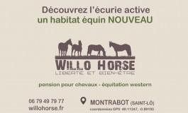 Visitez une écurie active – et western – le samedi 23 septembre 2017 en Normandie… et parlez-en à votre cheval !