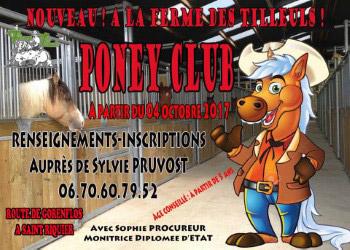 affiche-poney-club-tilleuls