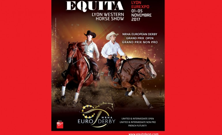 Reining international : « the place to be », c'est Equita'Lyon évidemment