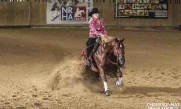 Reining : le récit du Championnat NRHA France au Parc Equestre Francilien - Le Pin (77)