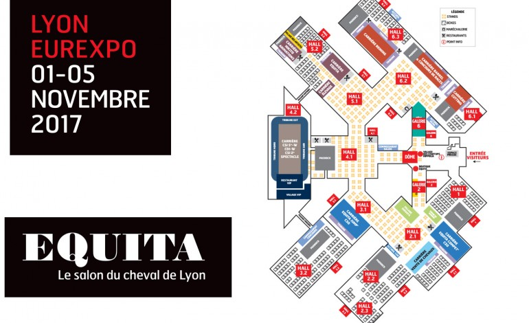 Equita'Lyon 2017, on a tous une bonne raison d'y aller…