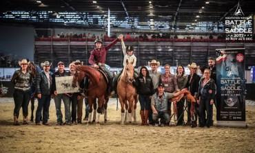 Battle in the saddle au Salon du Cheval de Paris, le récit…