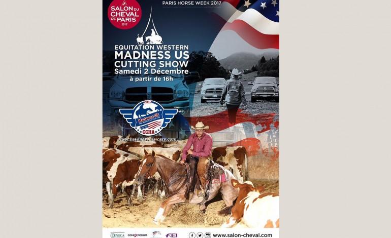 Quand les vaches montent à Paris… c'est samedi 2 décembre au Salon du Cheval
