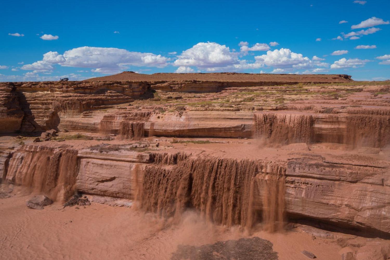 Grand Falls – Arizona ©DR