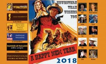 Les meilleurs voeux 2018 de Newestern