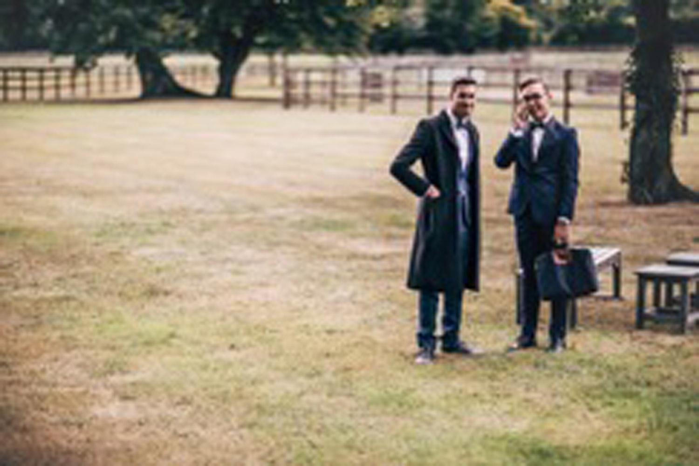 Simon (à gauche) et Guillaume (à droite), les co-fondateurs d'Arion Concierge. © Arion Concierge